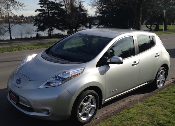 Cubanlinks Ditching The Suv For A Nissan Leaf